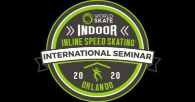 Séminaire Course – Wolrd Skate