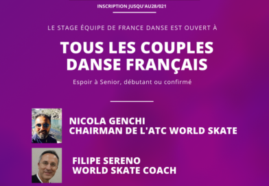 Stage Equipe de France